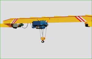 High quality 5 ton overhead cranes are supplied.