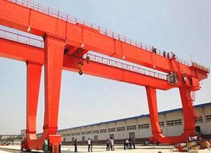 30-ton gantry crane